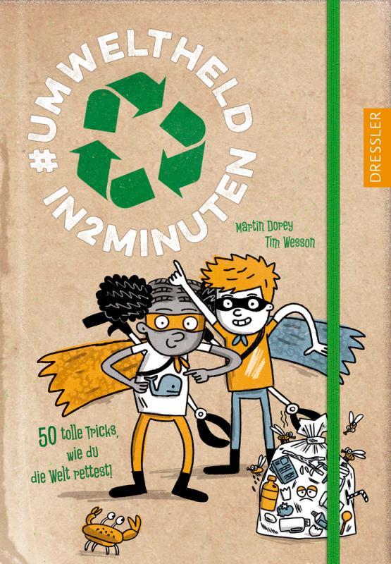 Cover-Bild #umweltheld in 2 minuten