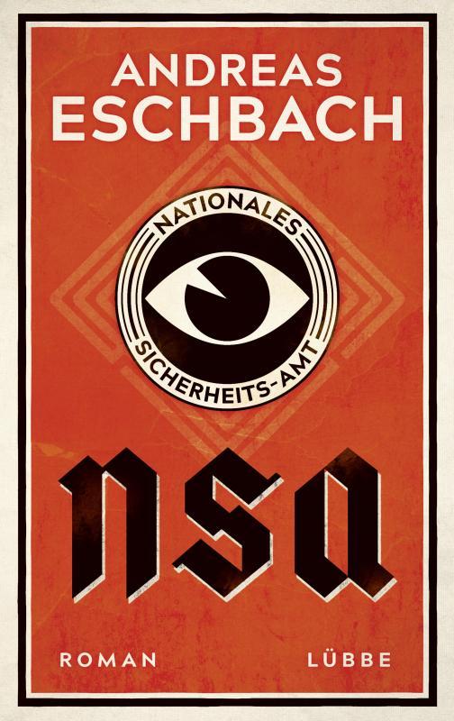 Cover-Bild NSA - Nationales Sicherheits-Amt