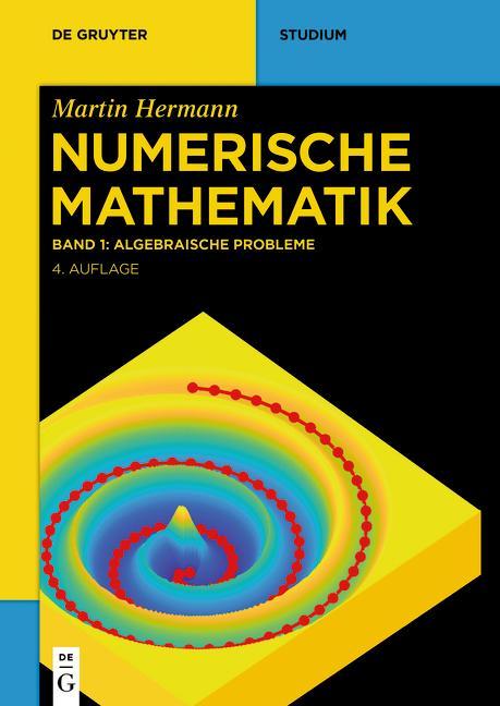 Cover-Bild Numerische Mathematik