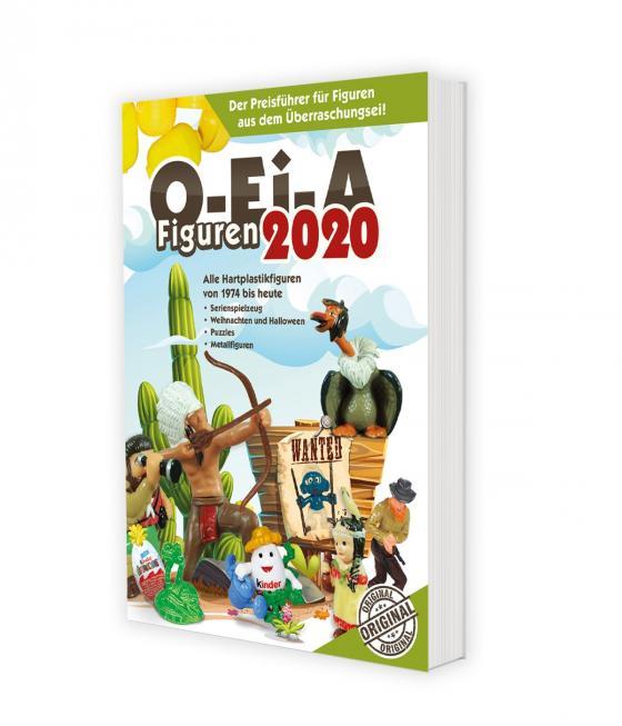 Cover-Bild O-Ei-A Figuren 2020 - Das Original