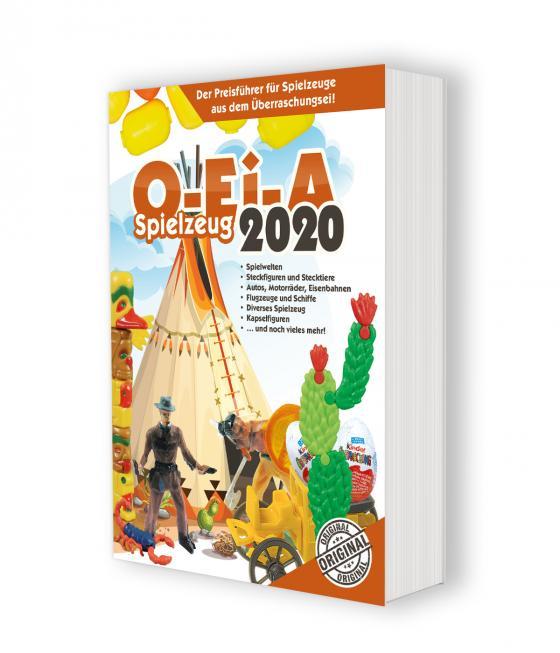 Cover-Bild O-Ei-A Spielzeug 2020 - Das Original