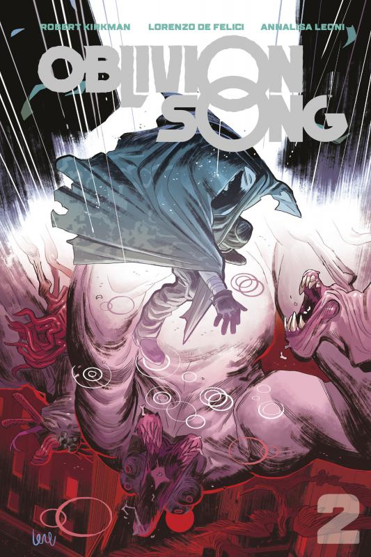 Cover-Bild Oblivion Song 2