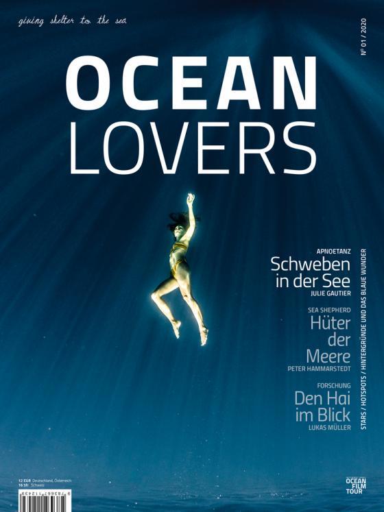 Cover-Bild Ocean Lovers