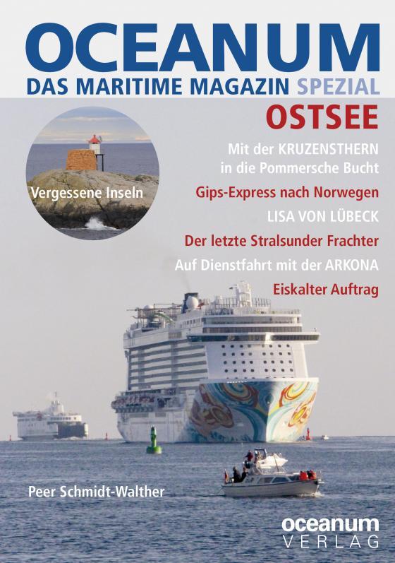 Cover-Bild OCEANUM, das maritime Magazin SPEZIAL Ostsee