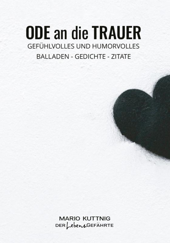 Cover-Bild Ode an die Trauer