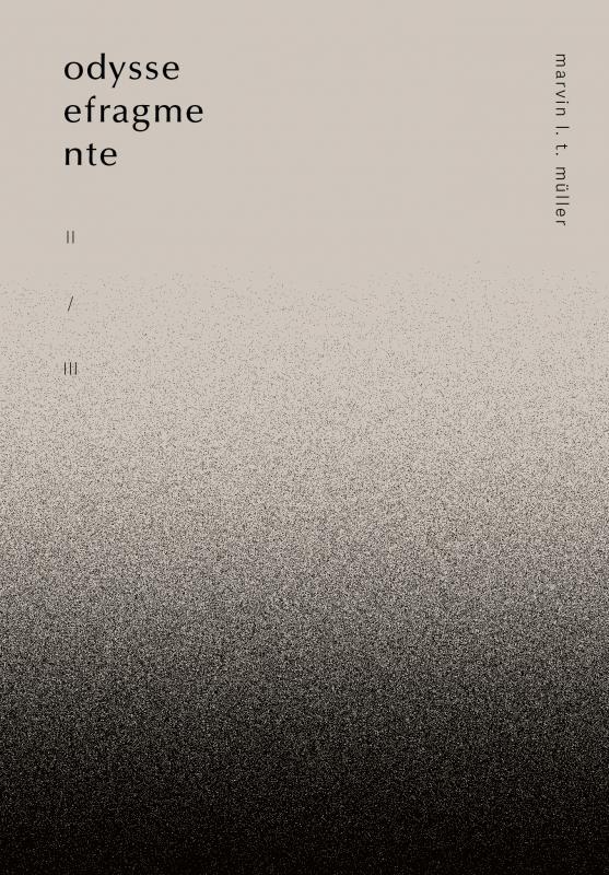 Cover-Bild odyseefragmente II / III