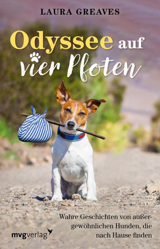 Cover-Bild Odyssee auf vier Pfoten