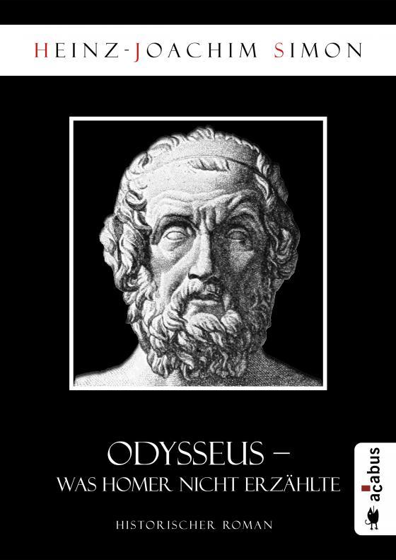 Cover-Bild Odysseus. Was Homer nicht erzählte