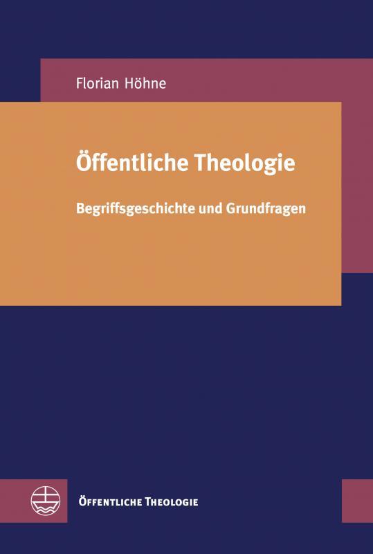 Cover-Bild Öffentliche Theologie