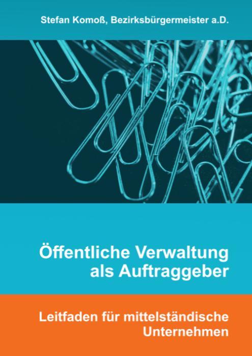 Cover-Bild Öffentliche Verwaltung als Auftraggeber