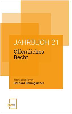 Cover-Bild Öffentliches Recht
