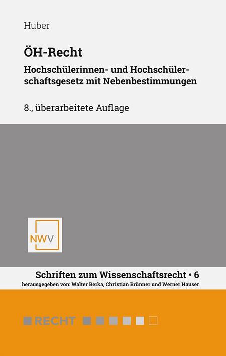 Cover-Bild ÖH-Recht