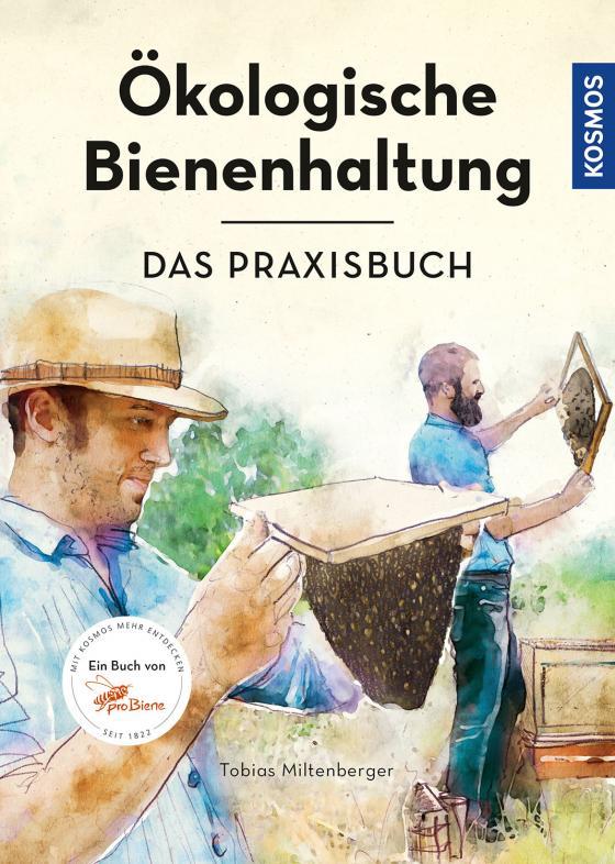 Cover-Bild Ökologische Bienenhaltung - das Praxisbuch
