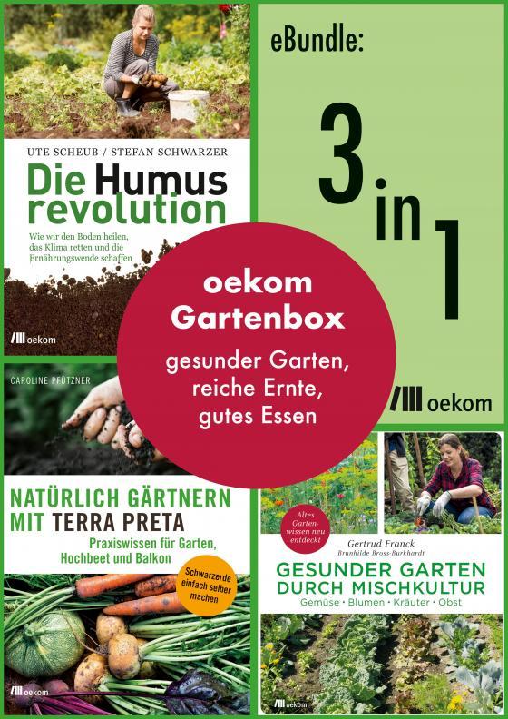 Cover-Bild oekom-Gartenbox