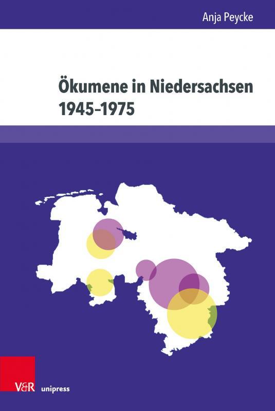 Cover-Bild Ökumene in Niedersachsen 1945–1975