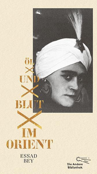 Cover-Bild Öl und Blut im Orient