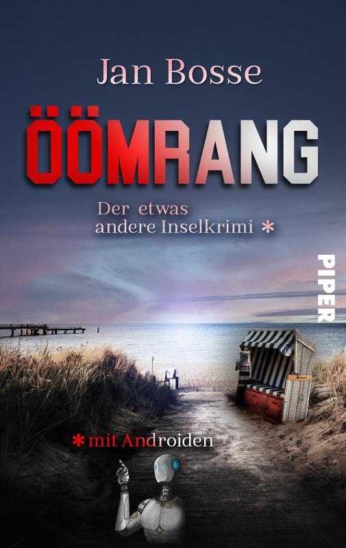 Cover-Bild Öömrang – der etwas andere Inselkrimi mit Androiden