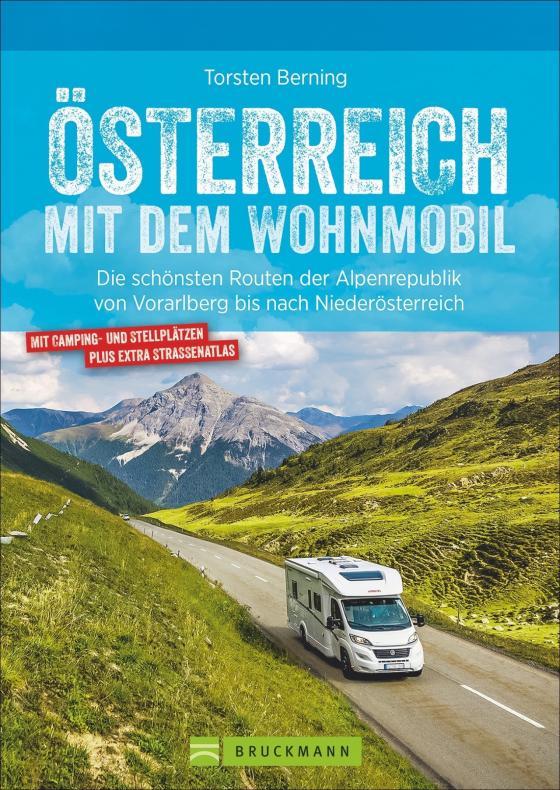 Cover-Bild Österreich mit dem Wohnmobil