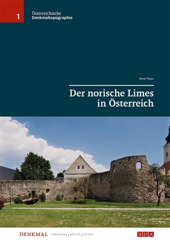 Cover-Bild Österreichische Denkmaltopographie 1, 2018