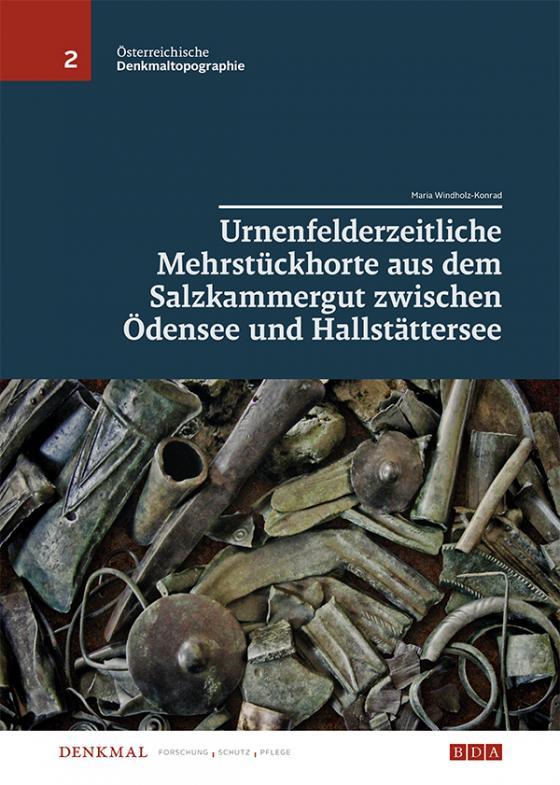 Cover-Bild Österreichische Denkmaltopographie 2, 2018