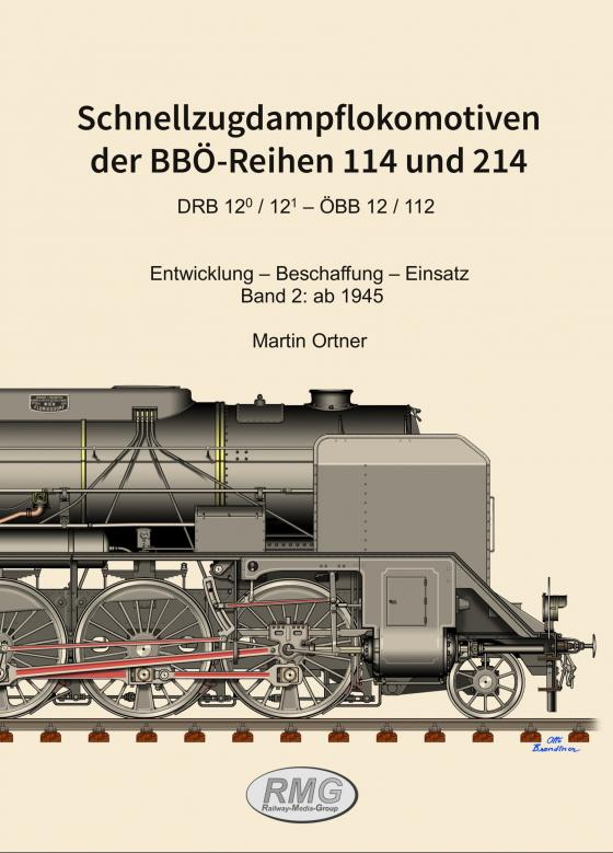 Cover-Bild Österreichischen Schnellzugdampflokomotiven der Reihen 114 und 214