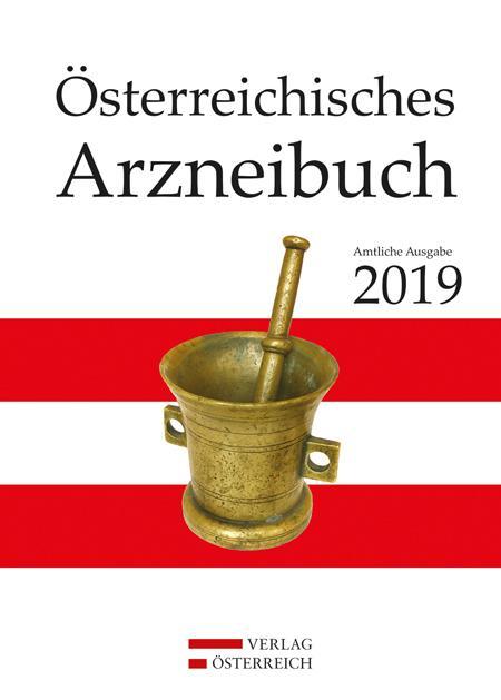 Cover-Bild Österreichisches Arzneibuch