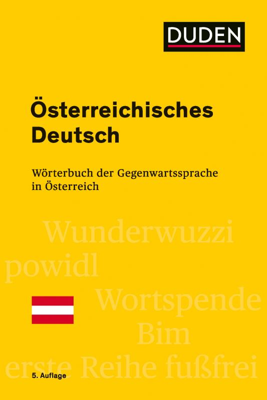 Cover-Bild Österreichisches Deutsch
