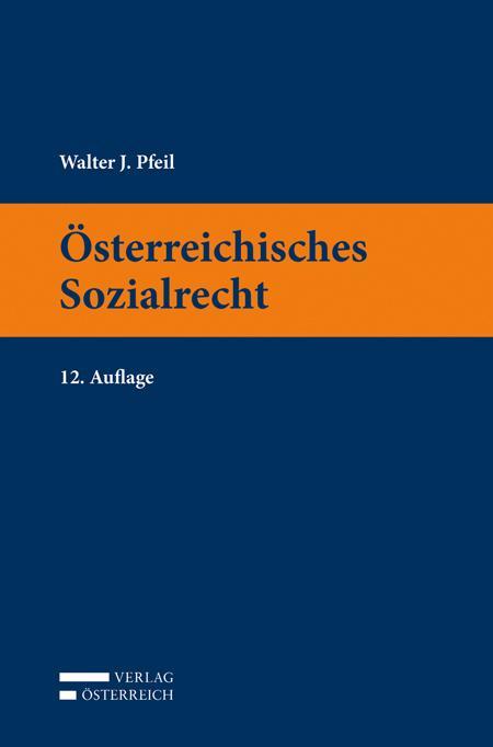 Cover-Bild Österreichisches Sozialrecht