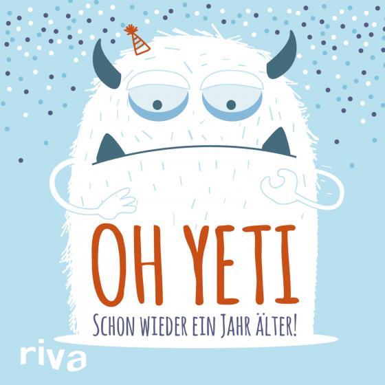 Cover-Bild Oh Yeti