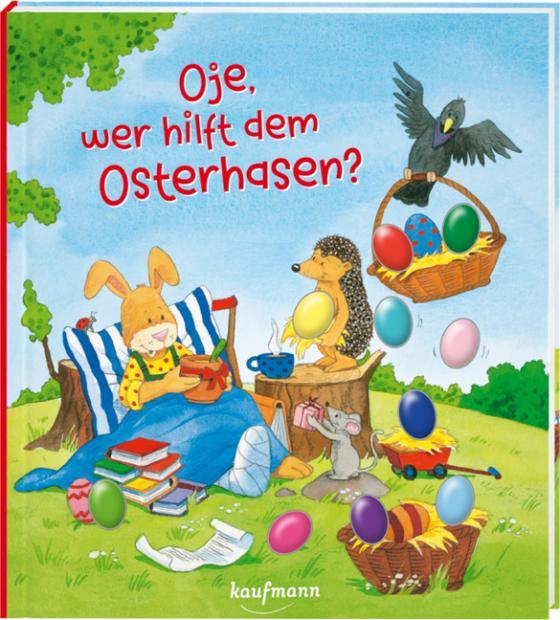 Cover-Bild Oje, wer hilft dem Osterhasen?