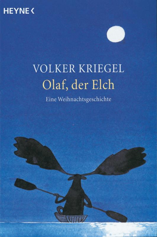 Cover-Bild Olaf, der Elch
