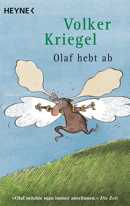 Cover-Bild Olaf hebt ab