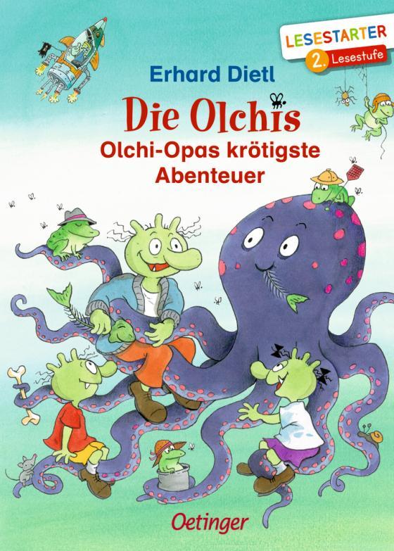 Cover-Bild Olchi-Opas krötigste Abenteuer