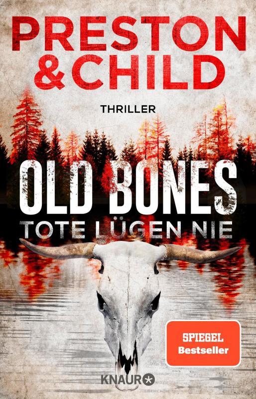 Cover-Bild Old Bones - Tote lügen nie