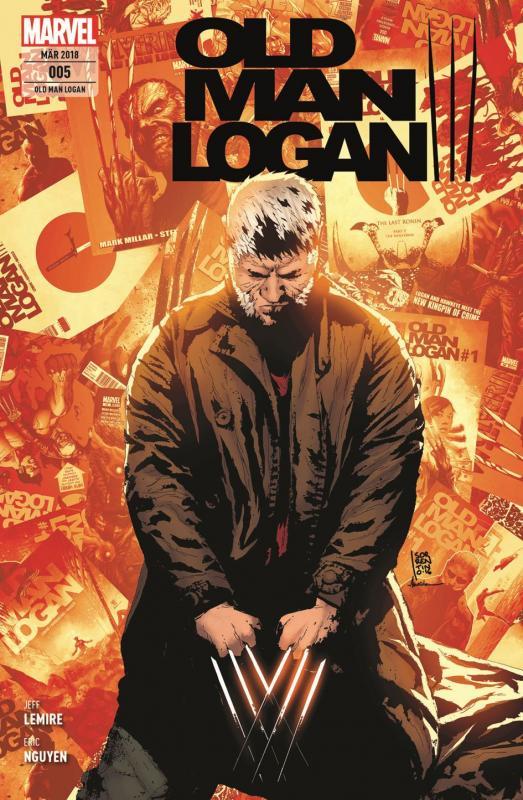 Cover-Bild Old Man Logan