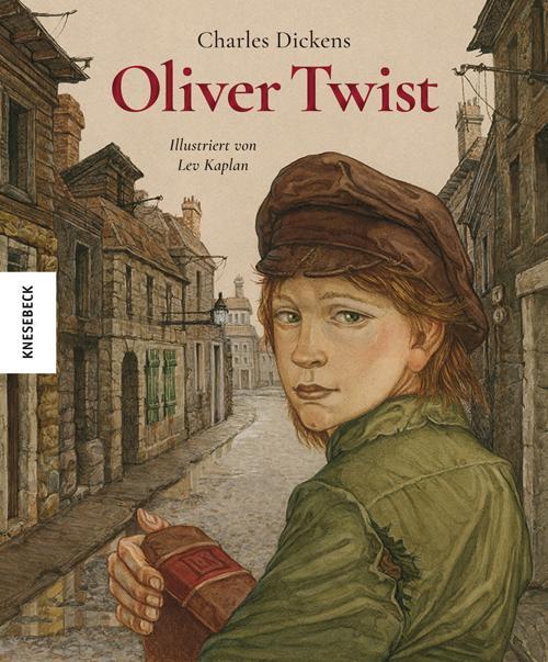 Cover-Bild Oliver Twist