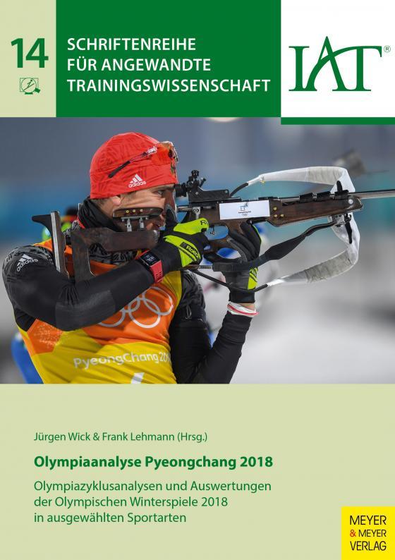 Cover-Bild Olympiaanalyse Pyeongchang 2018