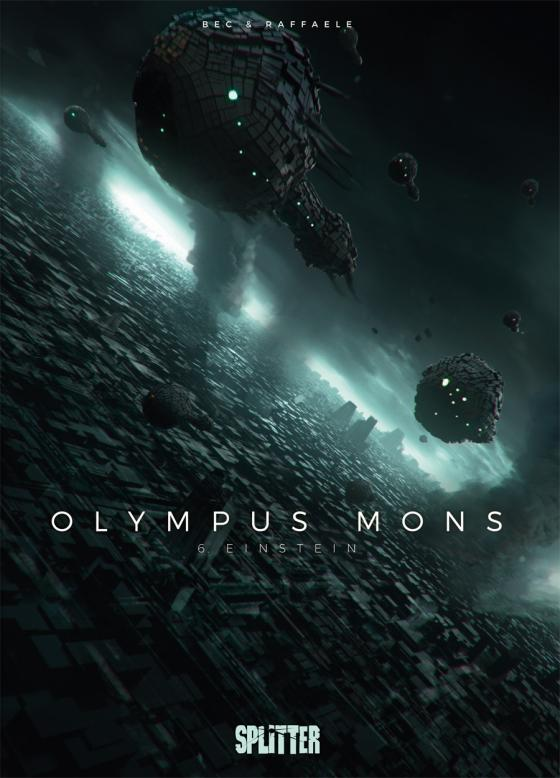 Cover-Bild Olympus Mons. Band 6