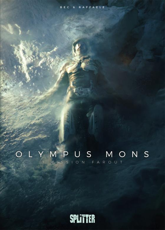 Cover-Bild Olympus Mons. Band 7