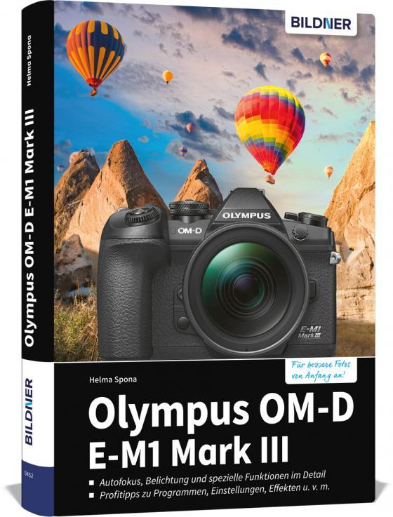 Cover-Bild Olympus OM-D E-M1 Mark III