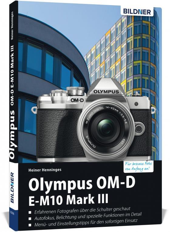 Cover-Bild Olympus OM-D E-M10 Mark III