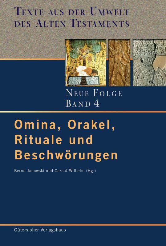 Cover-Bild Omina, Orakel, Rituale und Beschwörungen