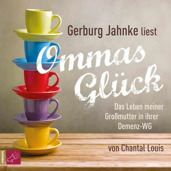 Cover-Bild Ommas Glück