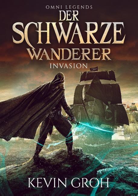 Cover-Bild Omni Legends - Der Schwarze Wanderer