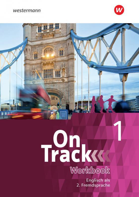 Cover-Bild On Track / On Track - Ausgabe für Englisch als 2. Fremdsprache an Gymnasien