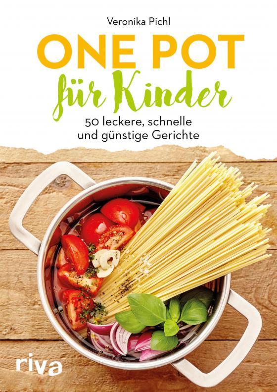 Cover-Bild One Pot für Kinder