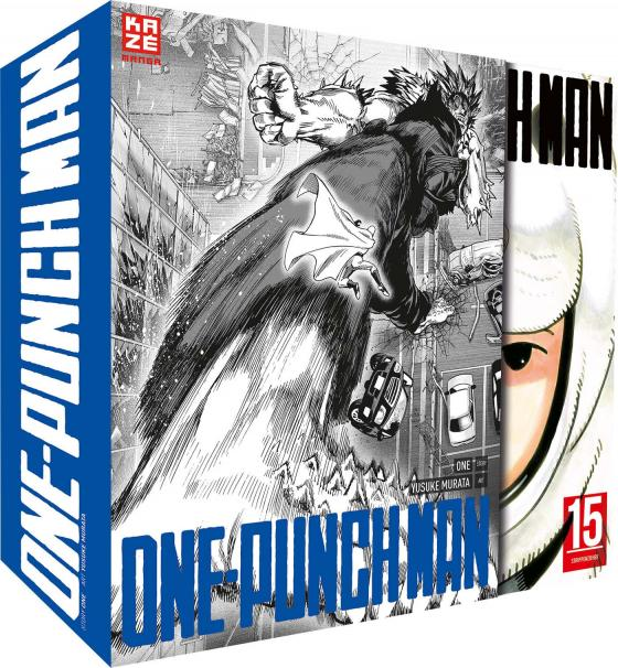 Cover-Bild ONE-PUNCH MAN 15 - mit Sammelschuber