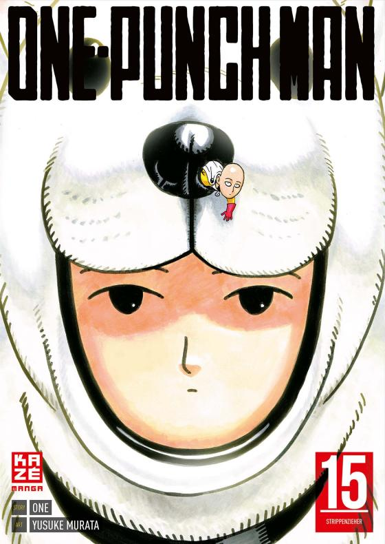 Cover-Bild ONE-PUNCH MAN 15