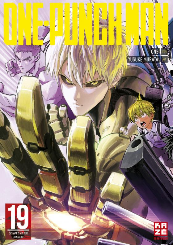 Cover-Bild ONE-PUNCH MAN 19
