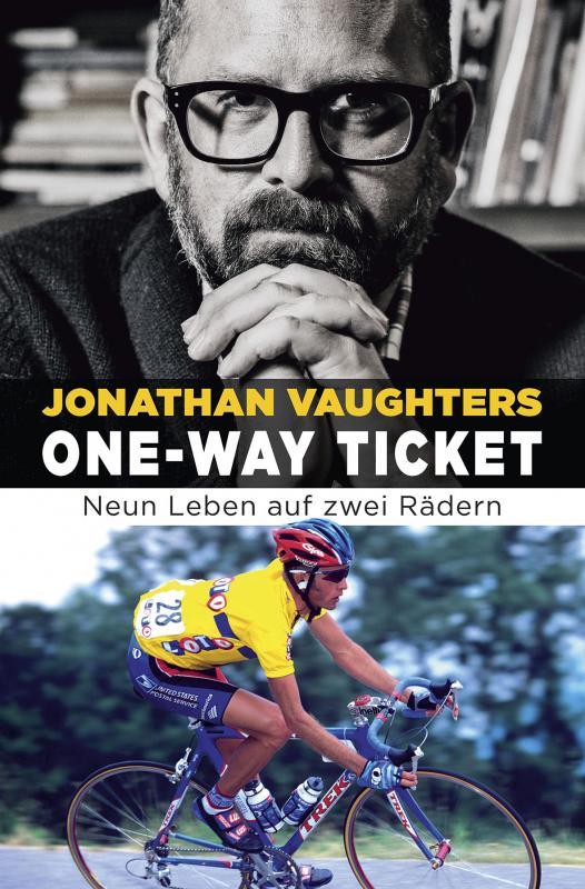 Cover-Bild One-Way Ticket